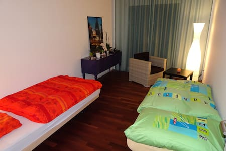 Cozy place in a quiet area with private bathroom - Volketswil - Wohnung