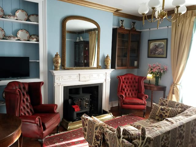 Front room seating