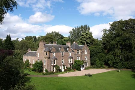 Apartment in Listed Mansion House - Dundee - Apartamento