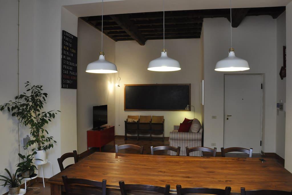 spazio comune - sala colazione