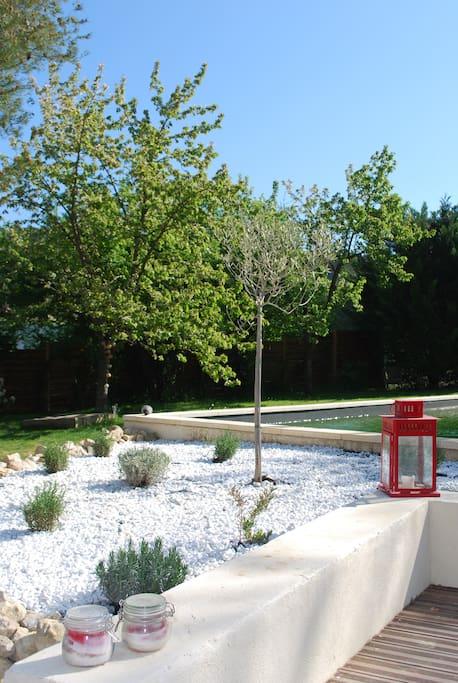 Villa avec piscine aix en provence aix en for Camping aix en provence avec piscine