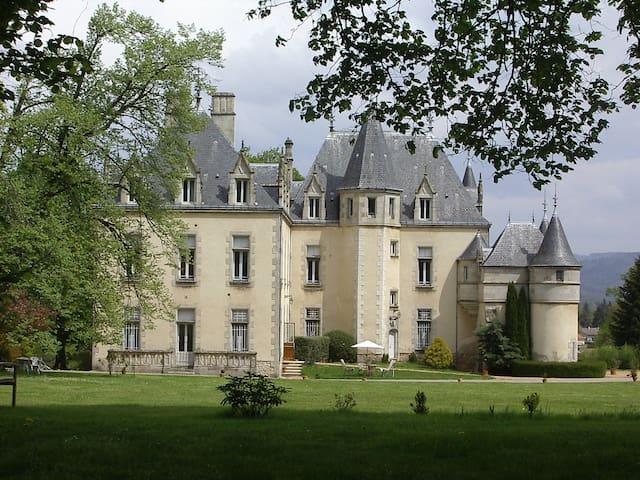 Chambres dans un château