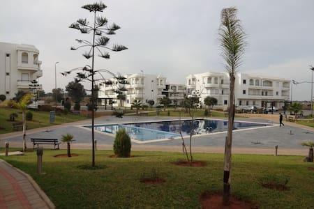 appart  de rêve front de mer - Ben Slimane - Apartmen