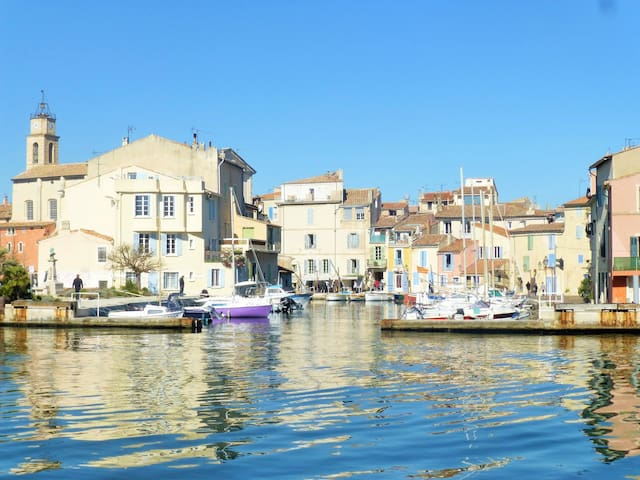 "Cozy flat in ""Venice of Provence""!! - Martigues - Apartment"