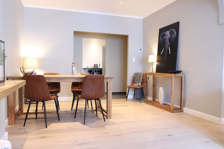 Comfy & spacious apartment in the heart of Antwerp