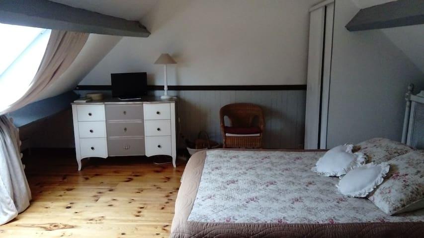 Chambre cosy à deux pas de Douai - Lambres-Lez-Douai - Maison
