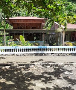 Guest House at the Heart of Lembeh Island