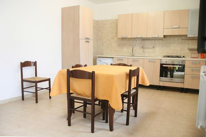 Splendido villino indipendente - Zapponeta - Apartament