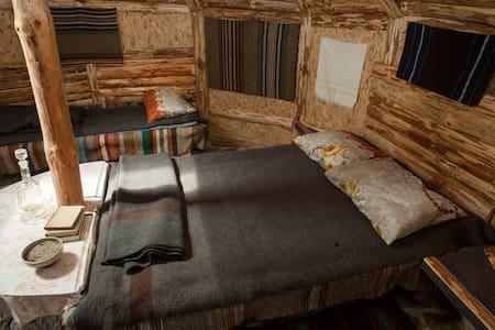 Yablanitsa Balkan Huts- 3 Guests (a) - Yablanitsa - กระท่อม