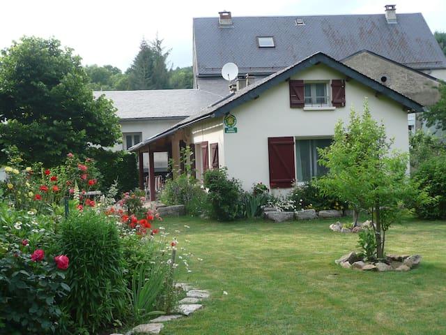 maison de campagne les jardins - Cambon-et-Salvergues