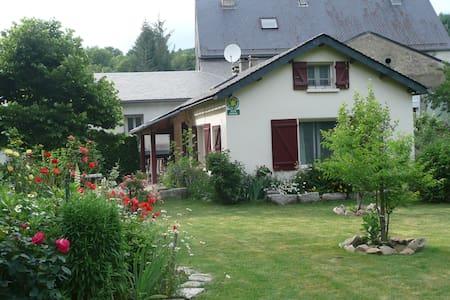 maison de campagne les jardins - Cambon-et-Salvergues - Dům