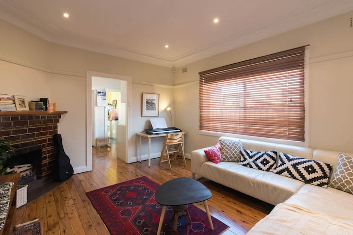 2 Bedroom + sunroom house to rent - Matraville - Dom
