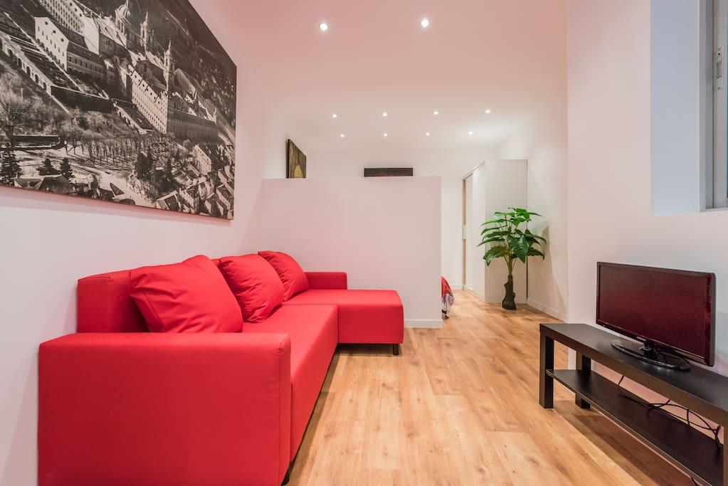Gran via acogedor y con wifi apartamentos en alquiler en madrid comunidad de madrid espa a - Apartamentos de alquiler en madrid ...