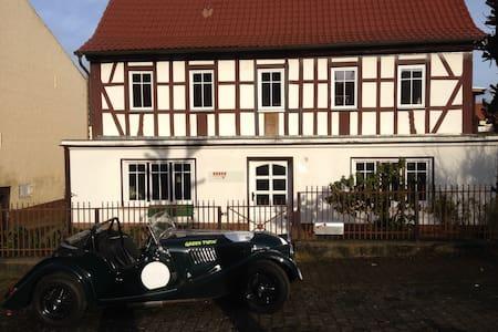 Nahetal - Bad Kreuznach, Wohnung mit sep. Eingang - Waldböckelheim - Wohnung