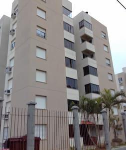 Mobiliado 1 dorm próx ao CenterLar e FIERGS - Porto Alegre - Apartamento