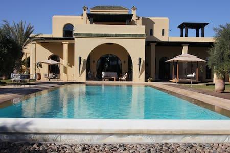 Villa Maryama / Tassoultant / Marrakech - Marrakesh