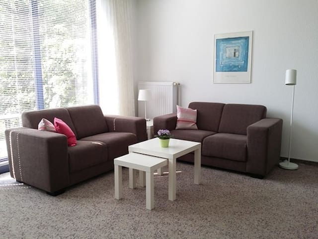 Modernes Apartment am Teutoburger Wald
