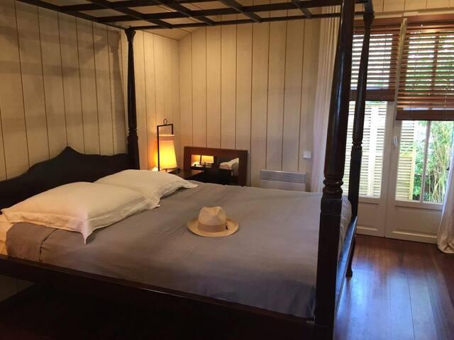 Chambre de charme au Cap Ferret