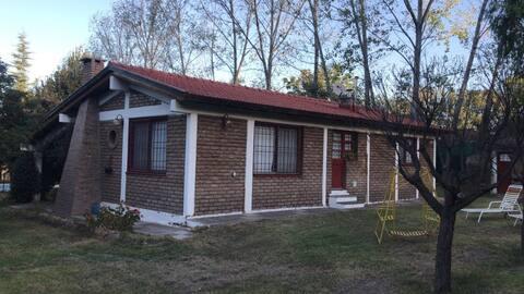 Hermosa casa de descanso en Vistalba- Mendoza
