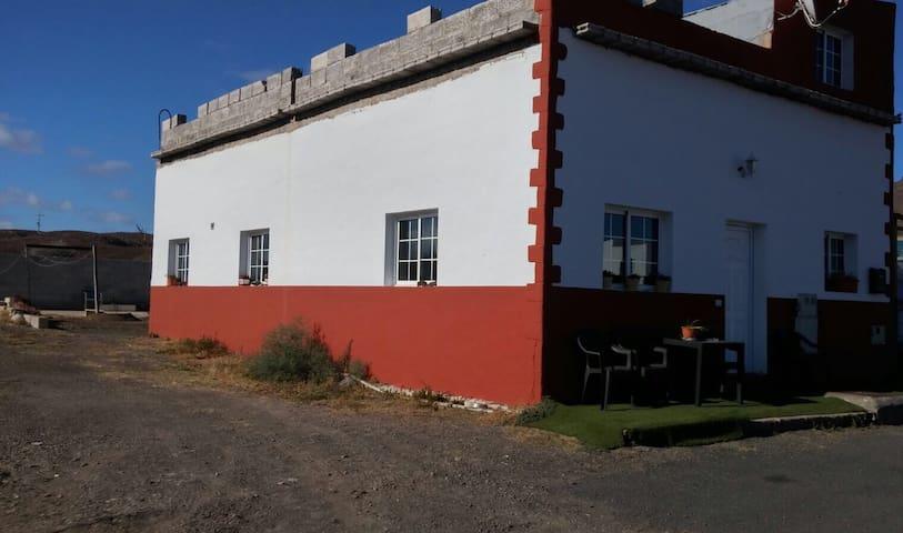 Casa terrera - Las playitas  - Haus