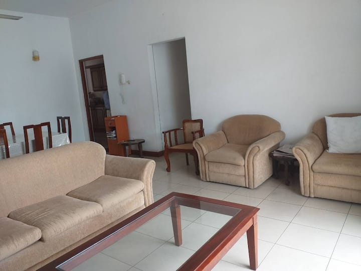 Luxury Apartment in Colombo 7