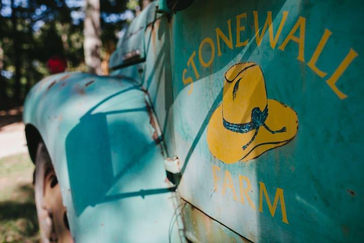 Stonewall Farm Airbnb