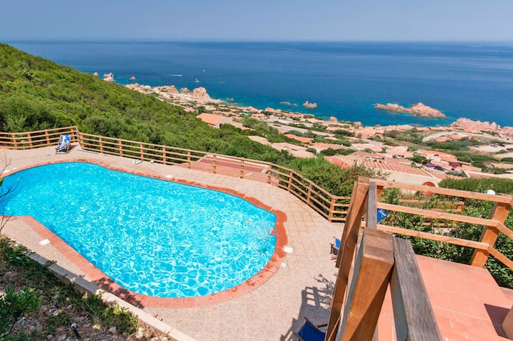 Villa Belvedere - Holiday Villa Rental in Costa Paradiso, Sardinia