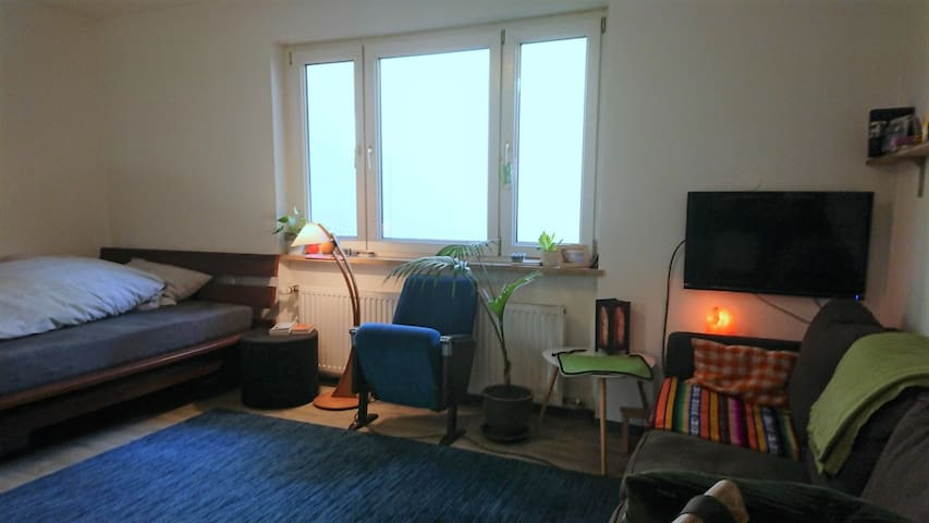 *Small, nice flat in Schwabing/Munich*