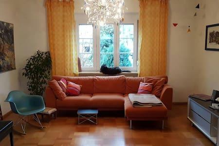 Basel world- Charming Comfortable House -12min - Lörrach - House