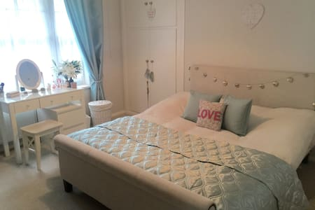 Huge flat close to the beach - Hove - Apartment