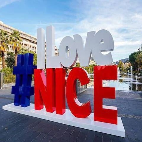 Guidebook for Nice