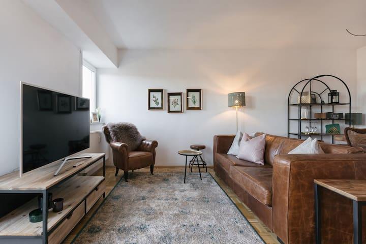 Apartment HENRY - Stilvoll in Elbnähe