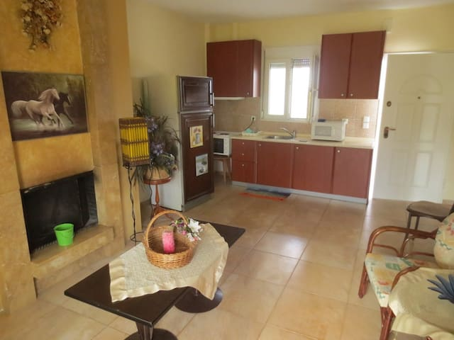 1 bedroom Flat in Asprovalta RE0328 - Asprovalta