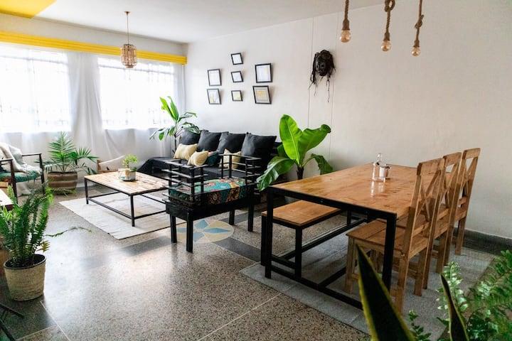 Kazuri Ivy Serene & Spacious Nairobi Apartment
