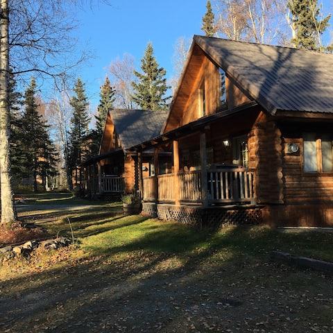 Alaska Kozey Cabins and Chalets