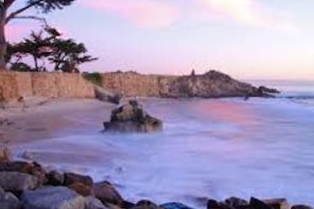 Steps away from Lover's Point beach - 太平洋叢林(Pacific Grove)