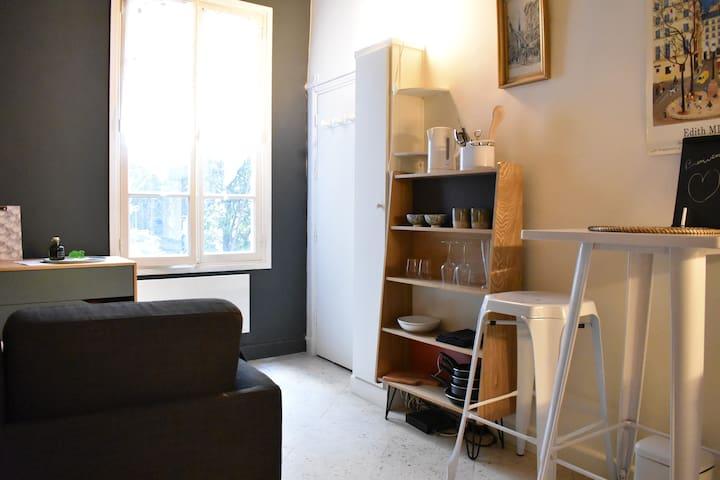 Cozy & Comfortable Studio - Saint Germain des Prés