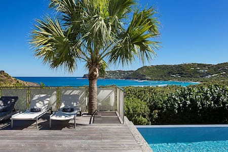 Bikini Villa-2 BR- Lorient Bay - Gustavia