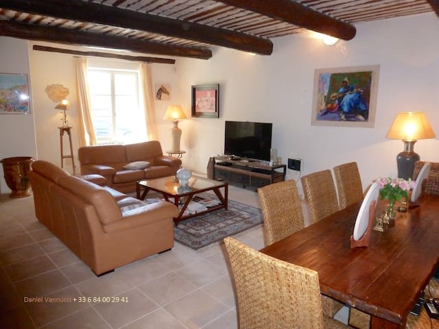 Authentic Village House in the heart of Provence - Murs