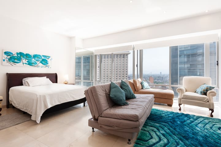 Apartment in Reforma with the best location !!