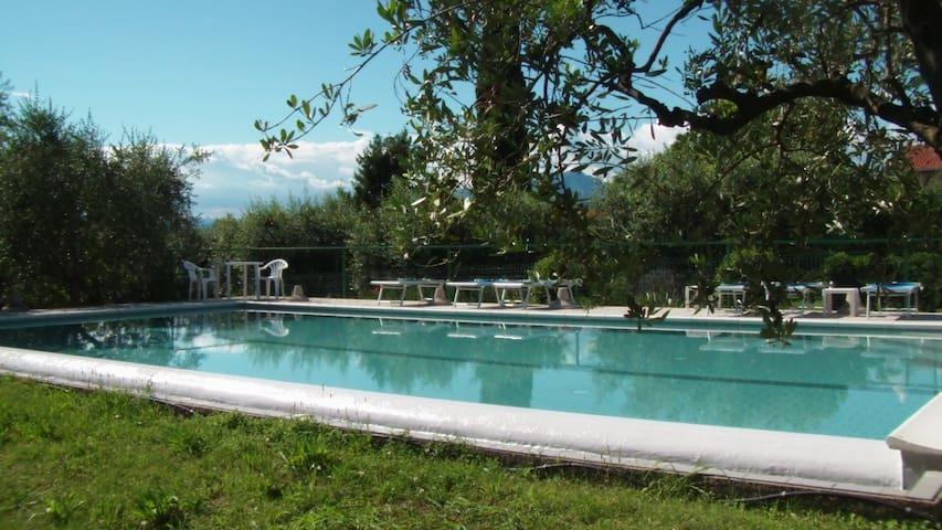 Appartamento turistico trilocale a Bardolino