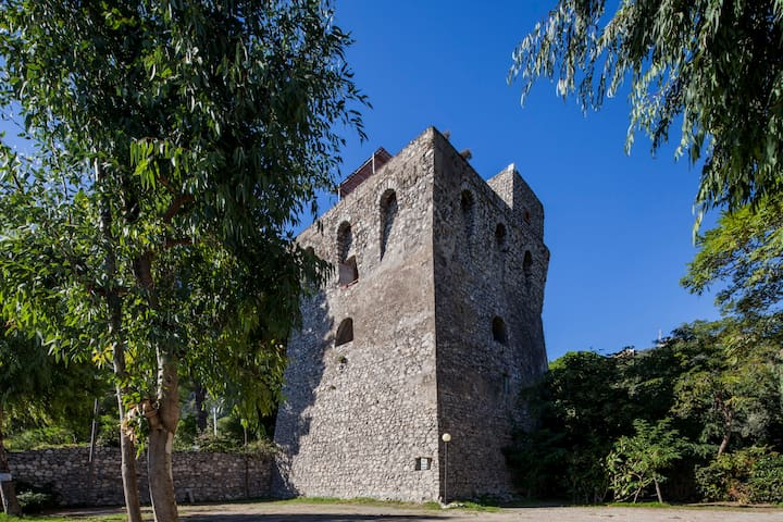 Turbolo Castle AmalfiSorrento coast