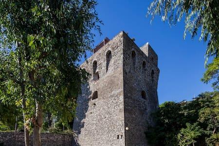 Turbolo Castle AmalfiSorrento coast - Nerano - Pis