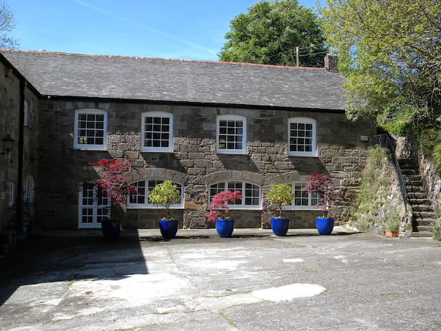 Gebe Hall - Clipper Cottage - Helston - Casa