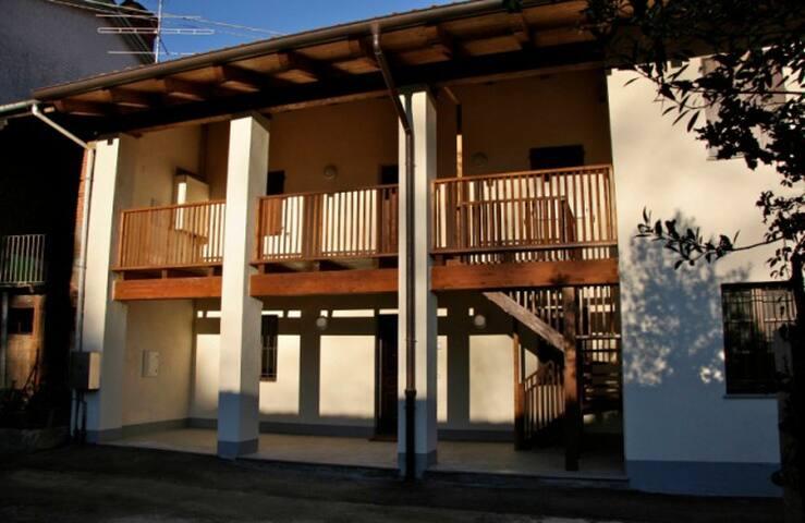 M 1.1 - Cà 'd Mos - Muzzano - Wohnung