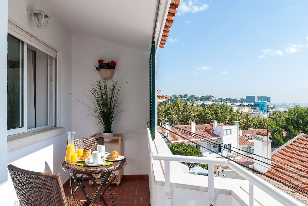 Cascais Sea View apartment with terrace