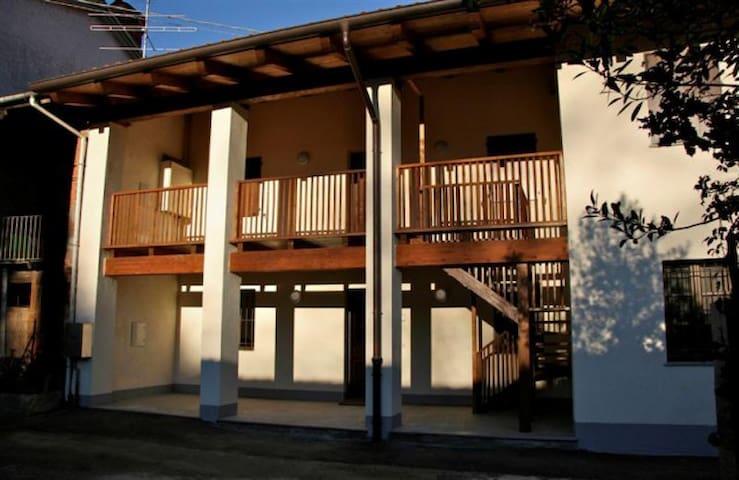 M 1.2 - Cà 'd Mos - Muzzano - Apartment