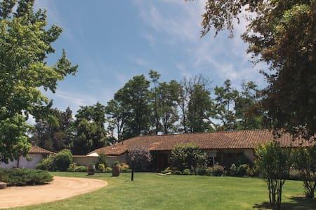 Casa de campo a orillas del Lago Rapel - Las Cabras