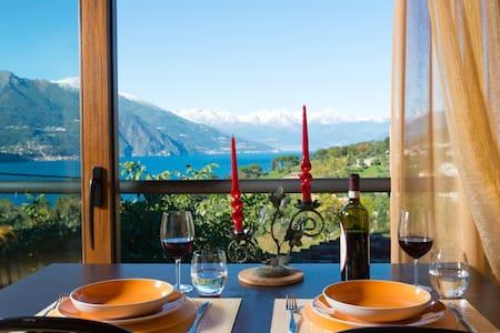 Superb LakeView Cottage in Bellagio - Bellagio - Lomamökki