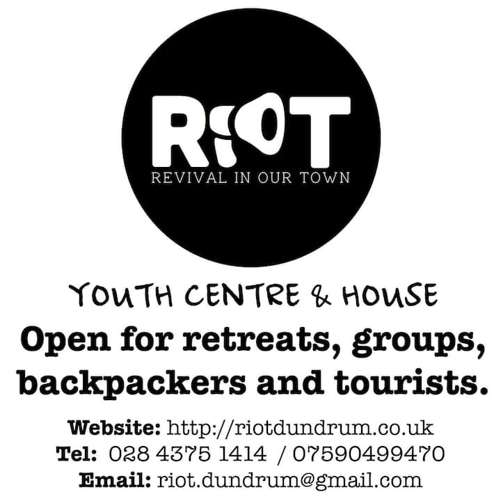 RIOT House Youth Hostel
